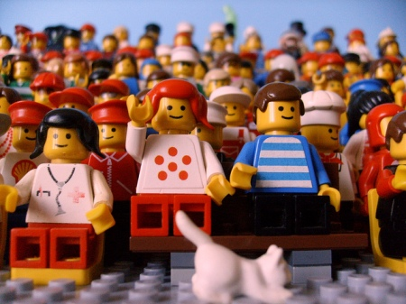 Brickford population increases again.